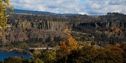 Columbia Gorge in OR
