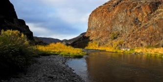 John Day River in central OR