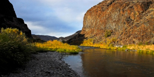 John Day River in central OR