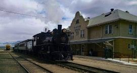 Ely depot