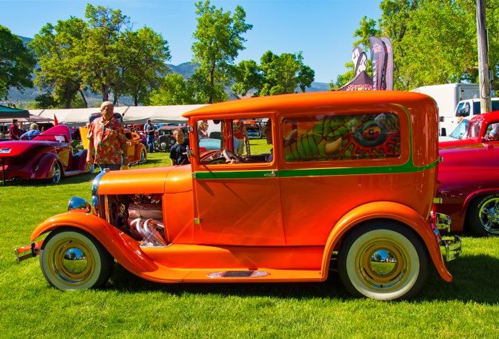 Orange Rod 1