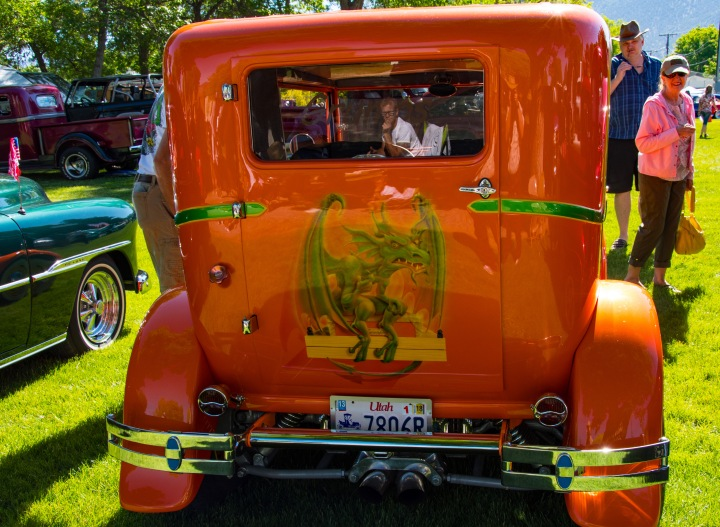 Orange Rod 2