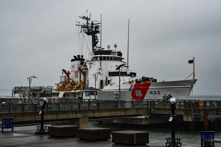 Astoria Coast Guard Cutter wp