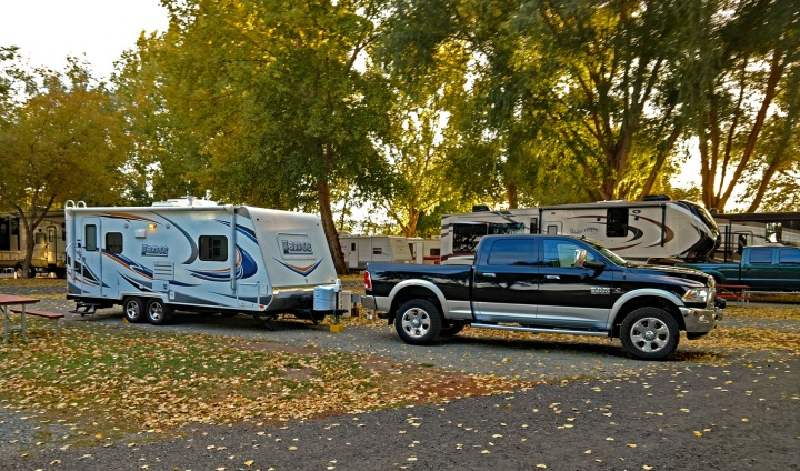 Baker City RV Park wp