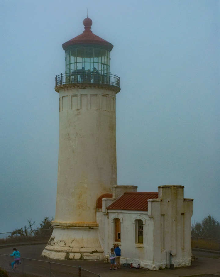 North Head Lighthouse WA wp