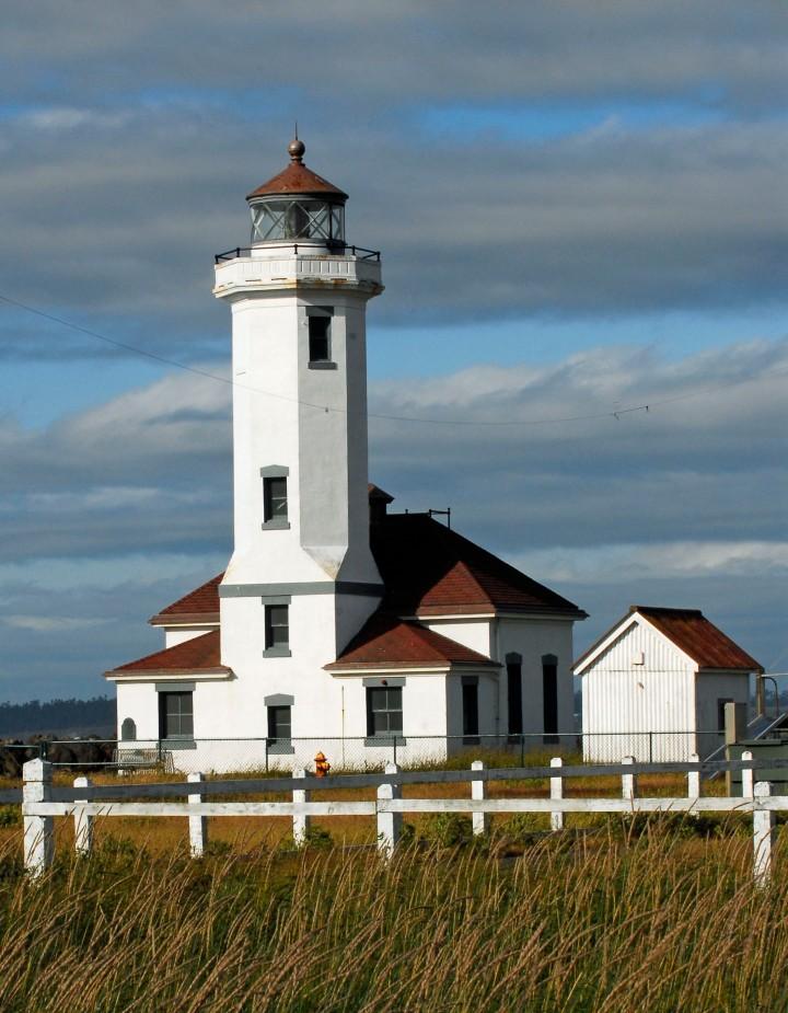 Point Wilson Lighthouse 2011