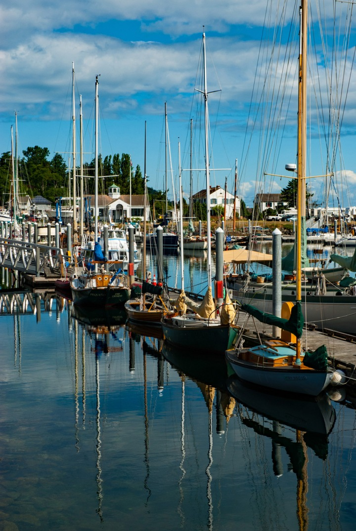 Port Townsend Harbor V1 wp