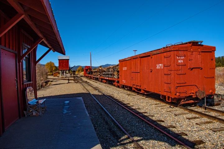 Sumpter Railroad wp