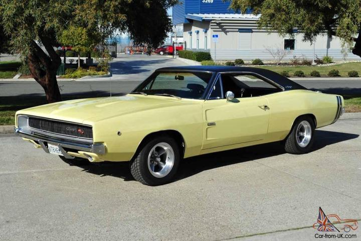 1968 Dodge Charger RT Hemi