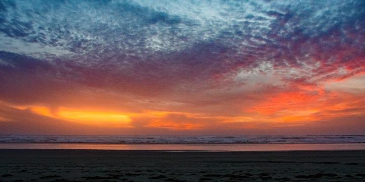 Westport Beach Sunset 2 wp
