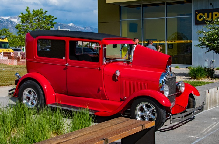 30s Ford