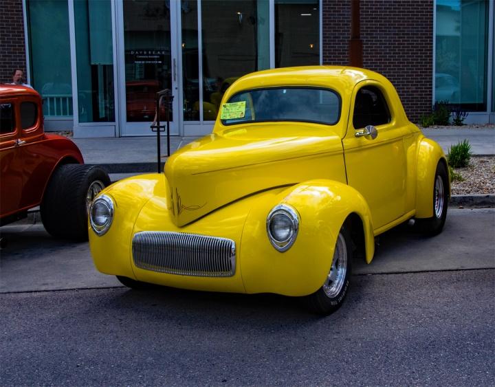 40s Willys Replica