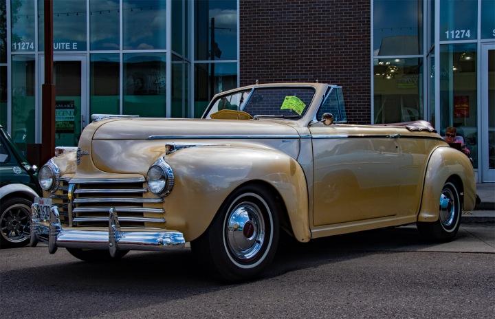 41 Chrysler Convertible