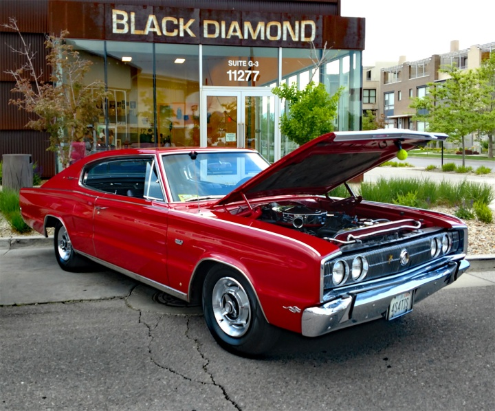 67 Charger