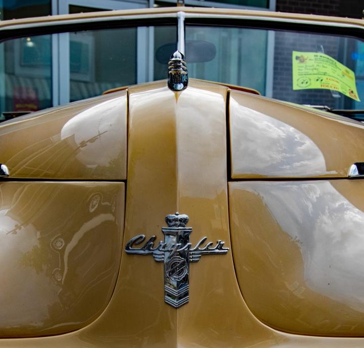 Chrysler Emblem
