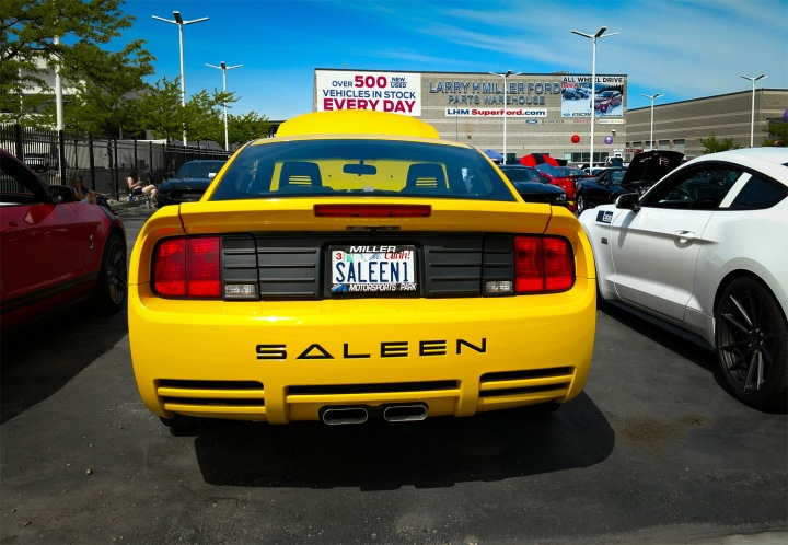 Dave Saleen rear wp