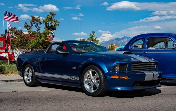 Richard Shelby GT