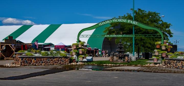 Nampa Horse Park wp