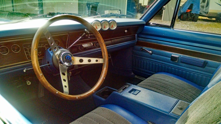 original dart interior