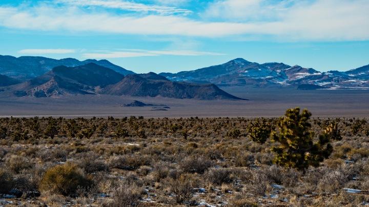 Dry Lake Panorama