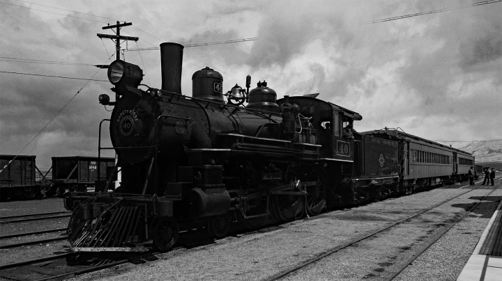 Old Engine 40 wp