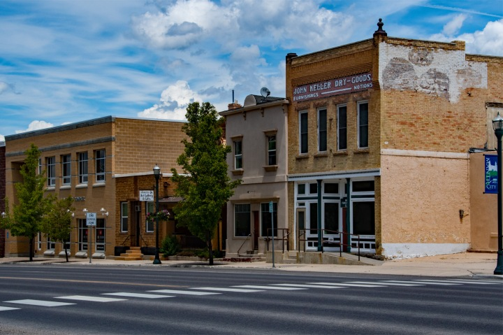 Downtown Manti