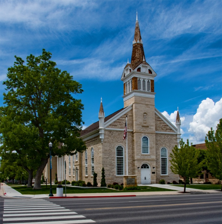 Manti Church