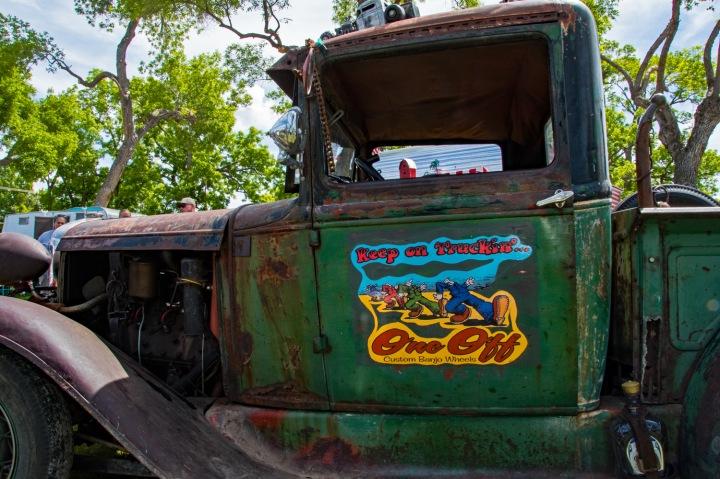 Truckin