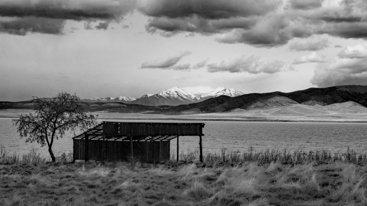 Utah Lake 1 BW wp