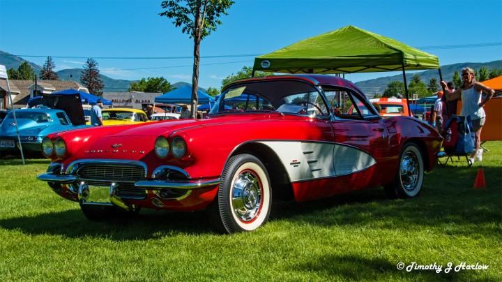 61 Corvette Hardtop